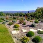 Jardin-à-Gordes-Vaucluse