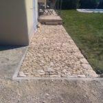 Calade pierre sèche
