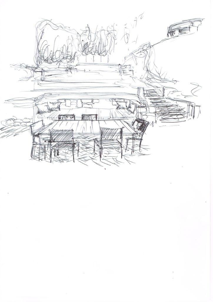 Croquis-jardin