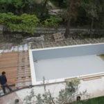 création d'une terrasse bois