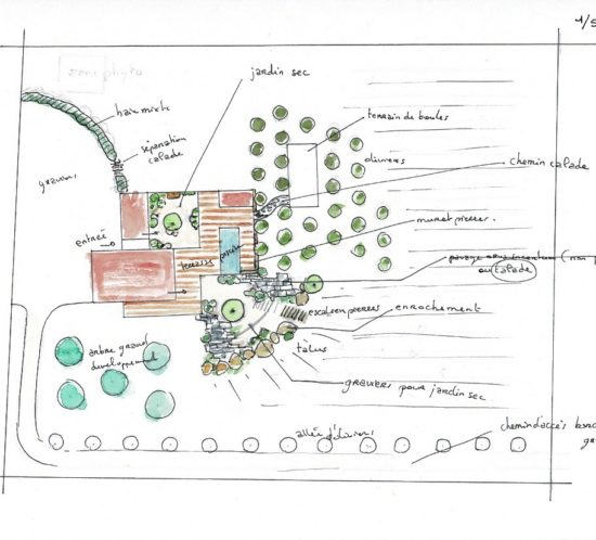 organiser jardin paysagiste